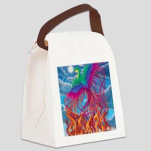 Phoenix 16x20 Canvas Lunch Bag