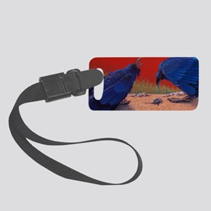 Tracy L Teeter Destiny Unknown Small Luggage Tag