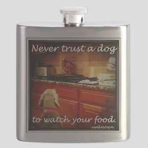 Food Watcher Flask