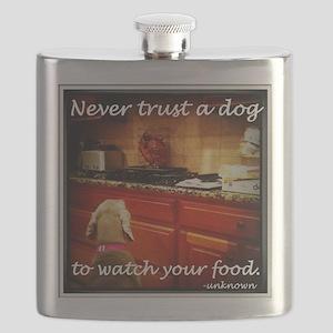 Food Watcher Flask