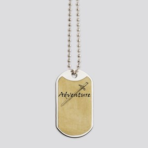 Adventure journal Dog Tags