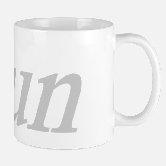 i Run Mug