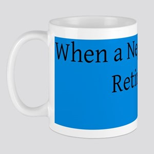 nephrologist retired card 3 Mug