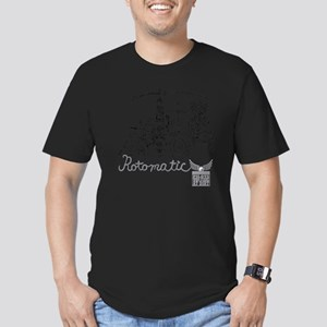 Rotomatic Men's Fitted T-Shirt (dark)
