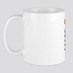 fest energy back Mug
