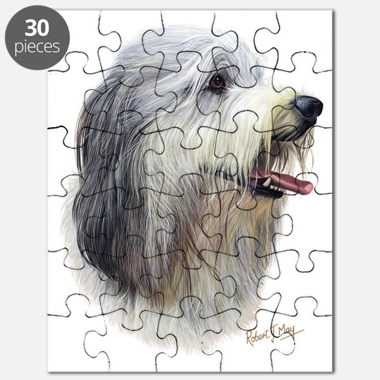 Bearded Collie 1 Puzzle