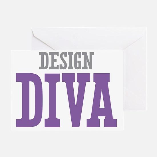 Design DIVA Greeting Card
