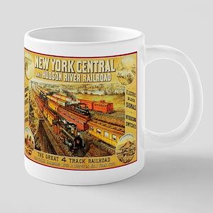 New York Central & Hudson Riv Mugs
