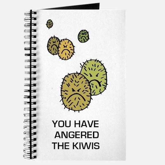 Angry Kiwis Journal