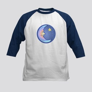 Twinkle Twinkle Little Star Kids Baseball Jersey