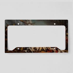 princeton License Plate Holder