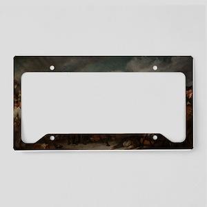 trenton License Plate Holder