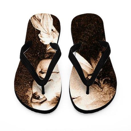alexander hamilton Flip Flops