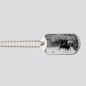 washington at trenton Dog Tags