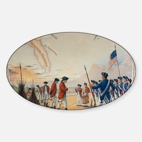 yorktown Sticker (Oval)