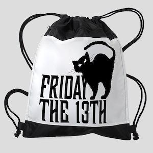 Friday the 13th Drawstring Bag