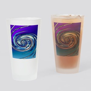 Water Witch Drinking Glass