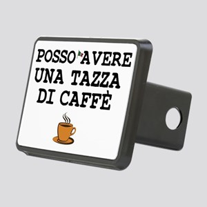 CUP OF COFFEE PLEASE - ITA Rectangular Hitch Cover