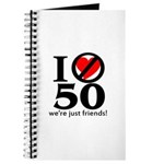 Don't Love 50 Journal