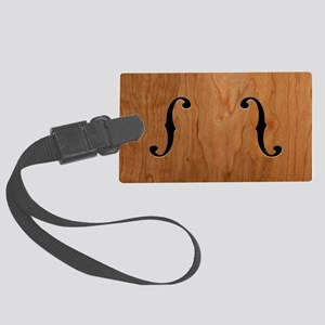 f-hole-713-OVHAT Large Luggage Tag