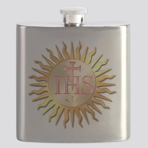 Jesuits Seal Flask