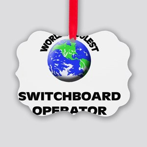World's Coolest Switchboard Opera Picture Ornament