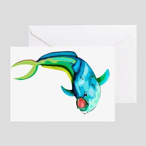 Dorango Greeting Card