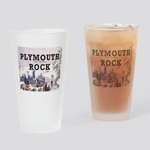 plymouthrock1 Drinking Glass