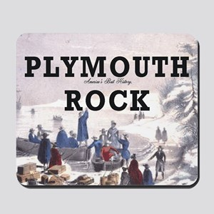 plymouthrock1 Mousepad