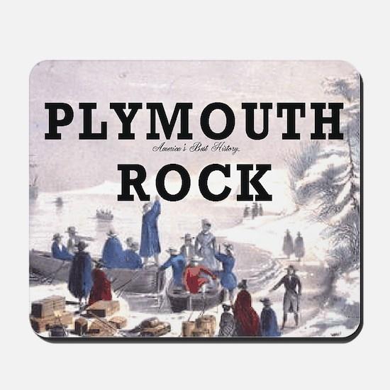 plymouthrock1 Mousepad