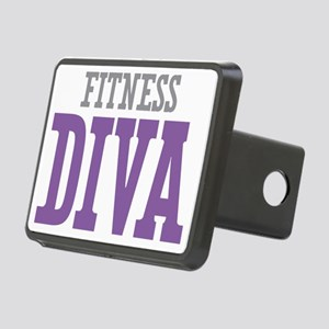 Fitness DIVA Rectangular Hitch Cover