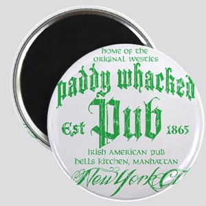 Paddy Whacked Pub Magnet