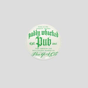 Paddy Whacked Pub Mini Button