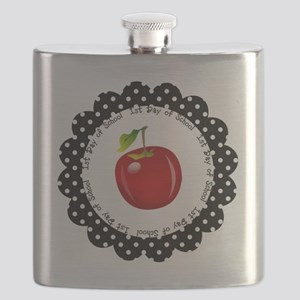First Day of School Flask