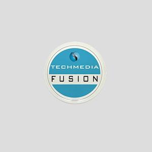 Techmedia Fusion Logo Mini Button