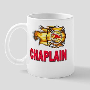 Fire Chaplain Mug