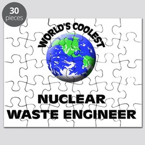 World's Coolest Nuclear Waste Engineer Puzzle