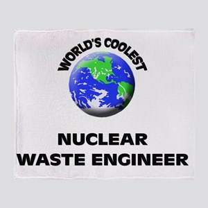 World's Coolest Nuclear Waste Engine Throw Blanket