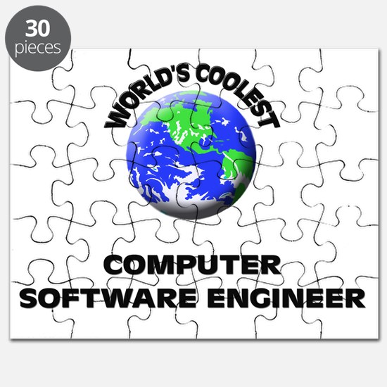 World's Coolest Computer Software Engineer Puzzle