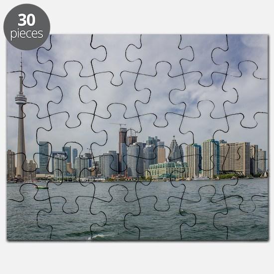 Toronto, Ontario Canada Puzzle