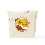 Be Casual, Be Cool dark Tote Bag
