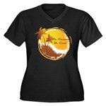 Be Casual, Be Cool dark Plus Size T-Shirt