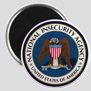 National Insecurity Agency Magnet