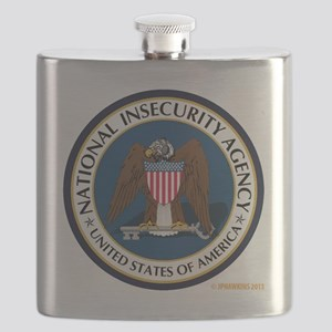National Insecurity Agency Flask