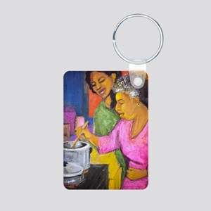 Traditions Aluminum Photo Keychain