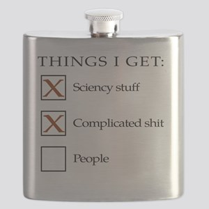 Things I get - people are not one of them Flask
