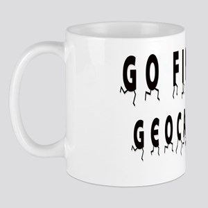 Geocaching: GO FIND IT! Mug