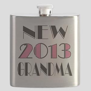 2013 New Grandma Flask