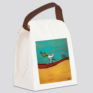 DRAFTING Canvas Lunch Bag