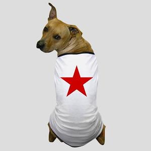 Red Star Dog T-Shirt